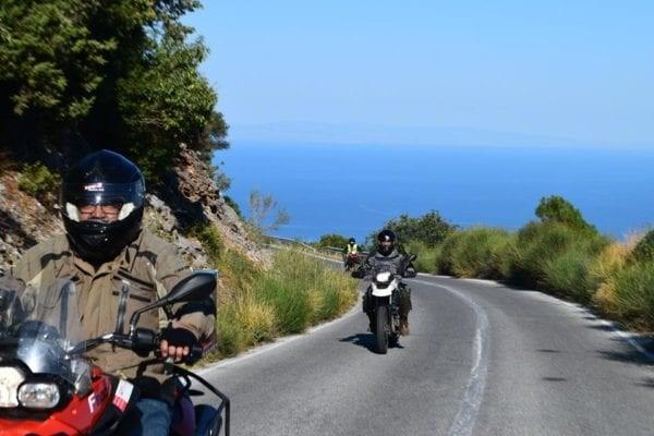 European Motorcycle Tour