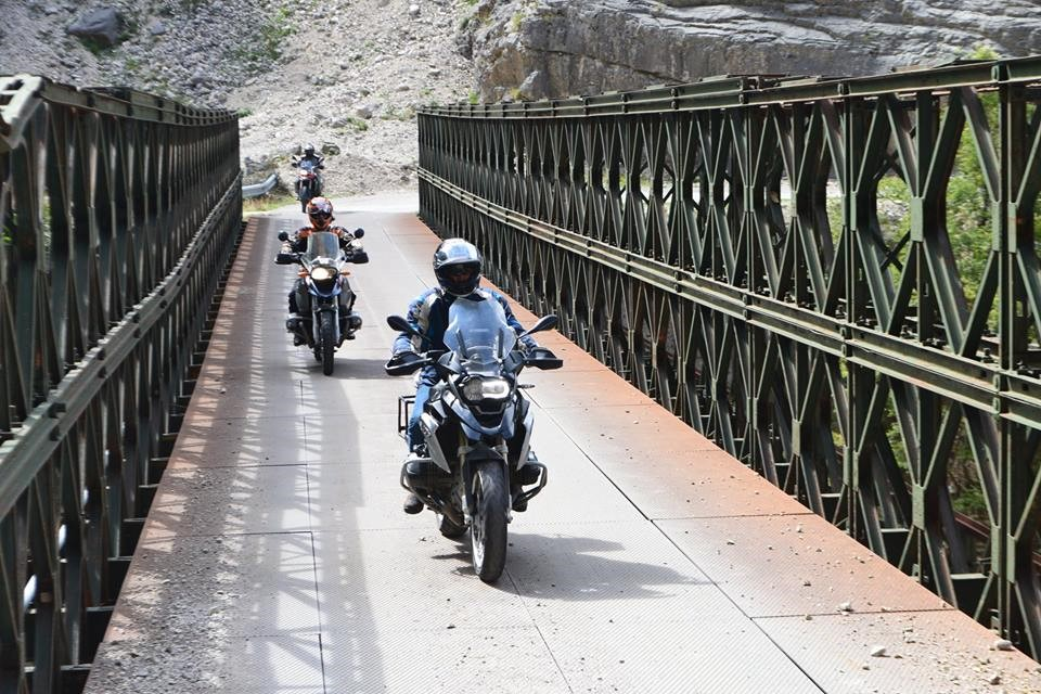 escorted motorcycle tour Greece