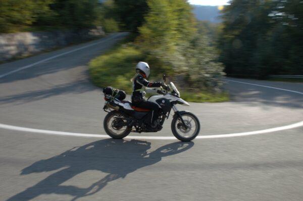 Romania motorbike holiday