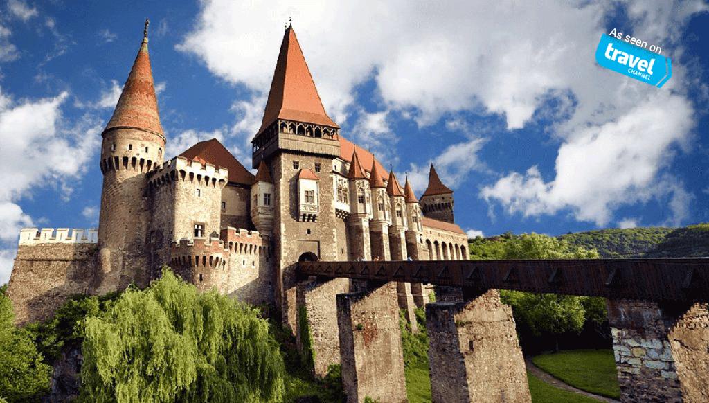 Medieval Castles Transylvania
