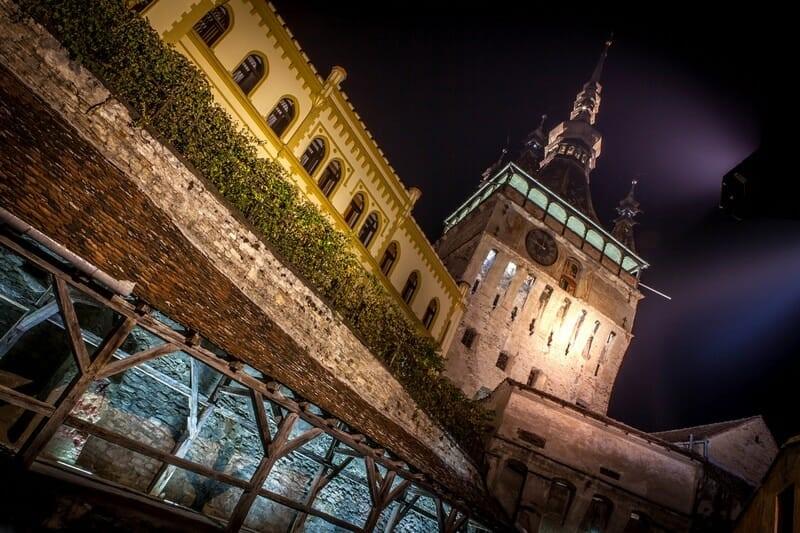 medieval citadels Transylvania