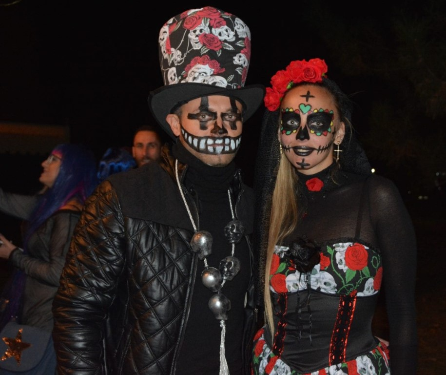 Halloween Party Motorcycle Tour
