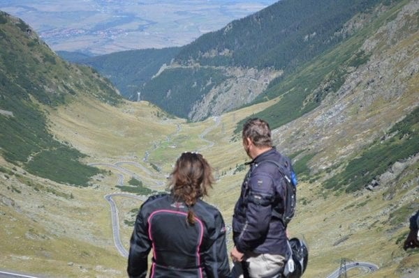 Adventure Motorcycle Tours Romania