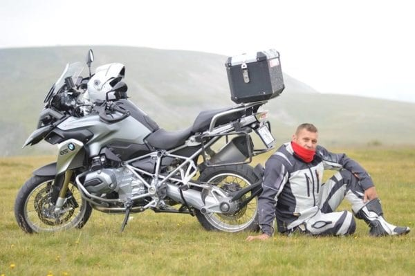 motorcycle rental Europe cost
