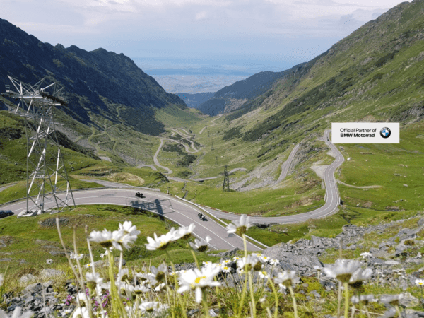 the best of the best roads for motorcyclist in Romania motorcycle tours