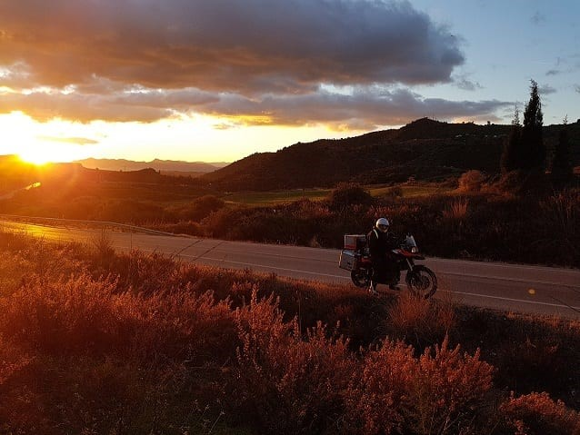 escorted motorcycle tours Europe