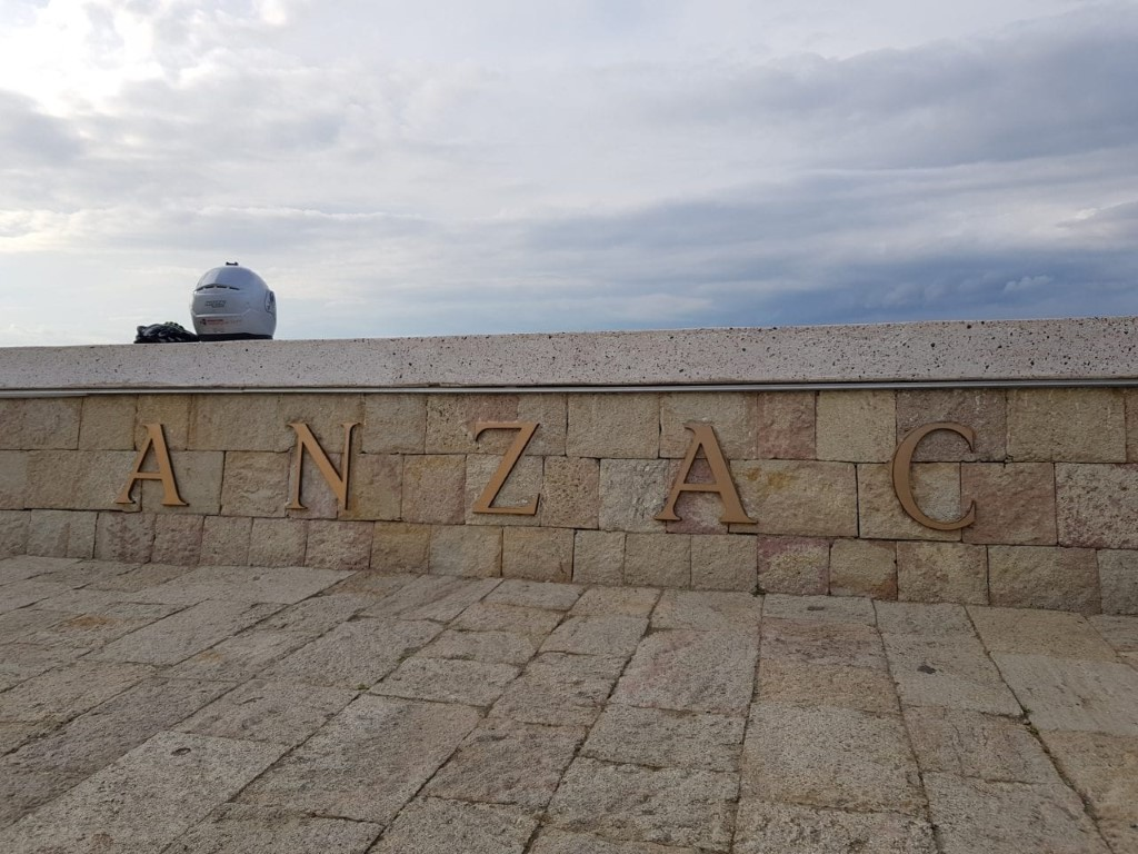 ANZAC Cove - motorcycle-tour-turkey