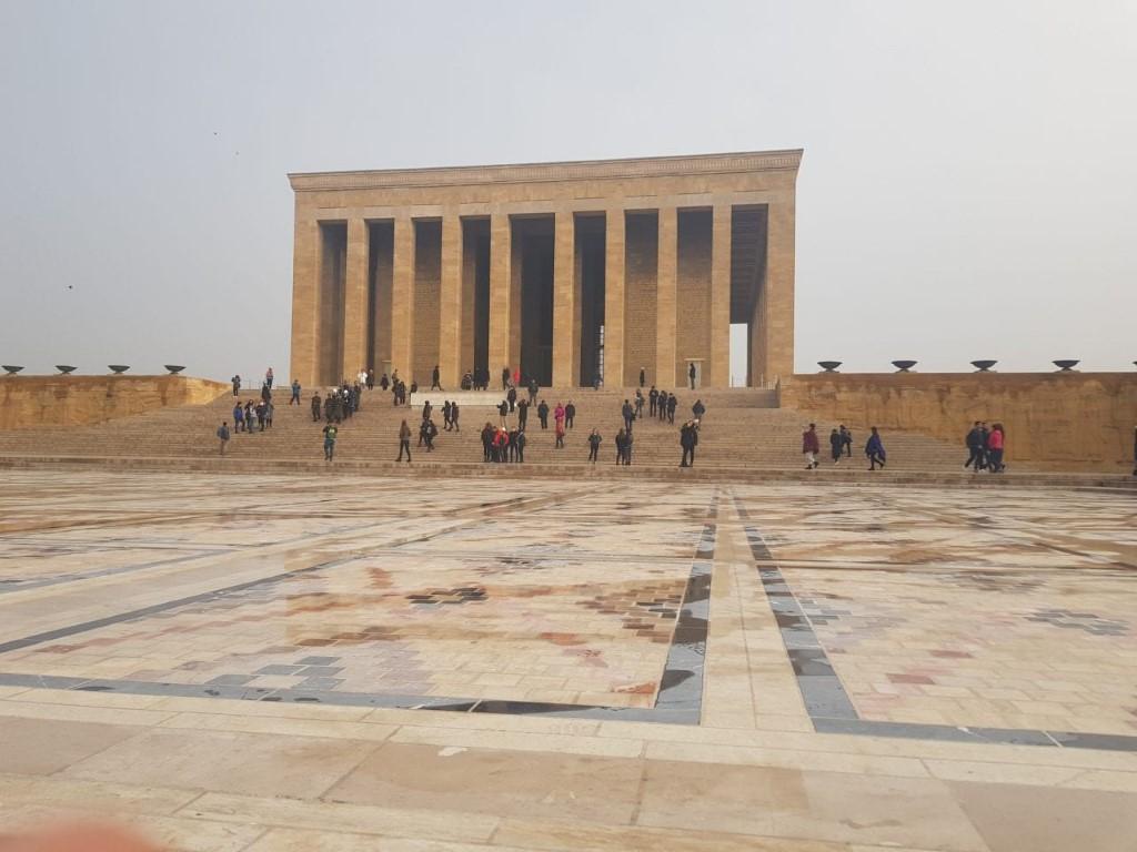 Ataturk Mausoleum, Ankara