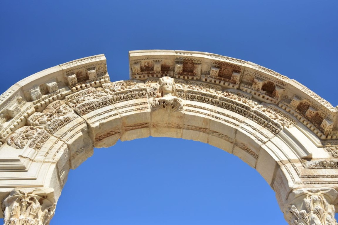 Ephesus Archaeological Park, Turkey