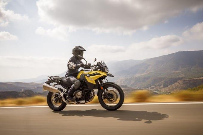 motorbike hire Europe