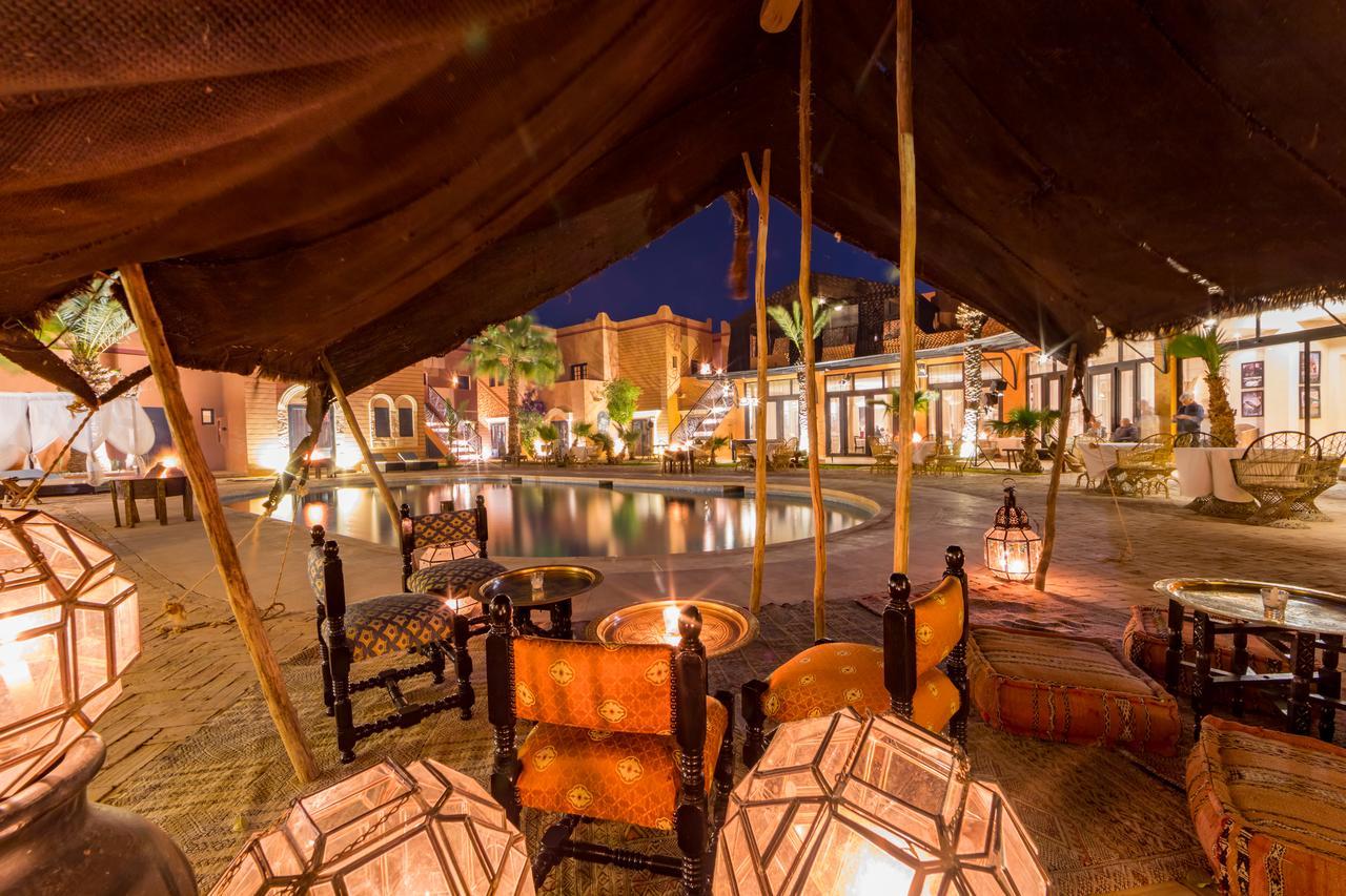 Ouarzazate Hotel, Morocco