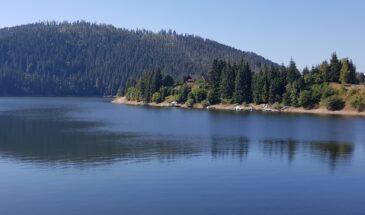 Belis Lake Romania