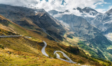 Albula Pass Motorcycle Tour Switzerland