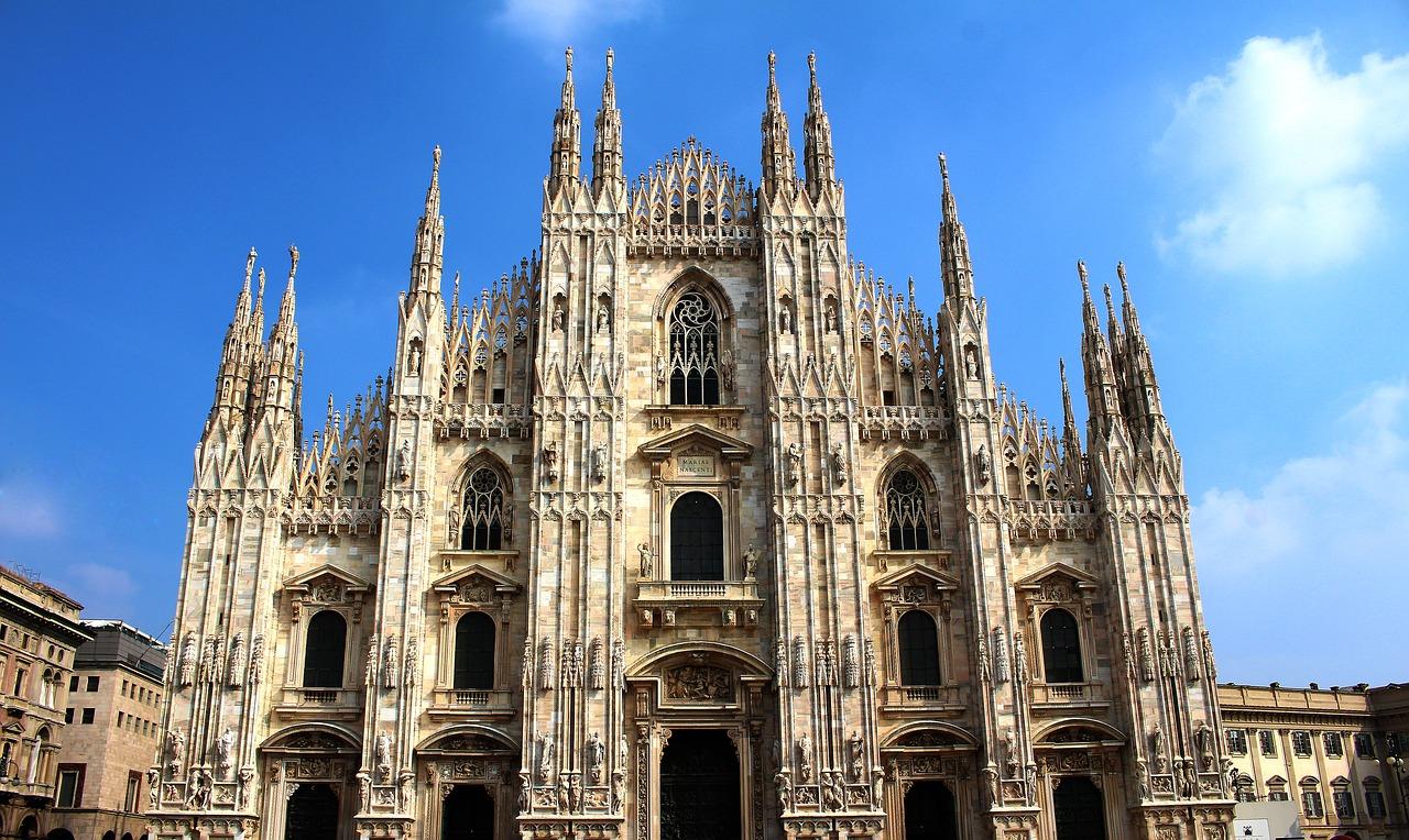 Milano, Italy Motorcycle Tour