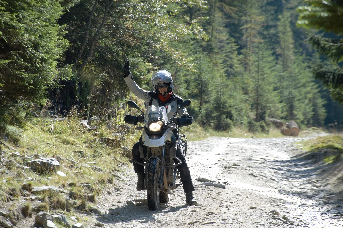 Off Road Motorcycle Tours Romania