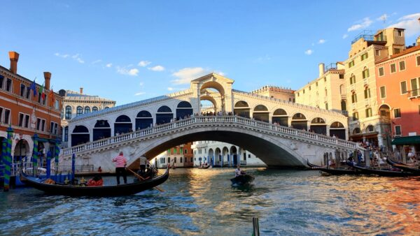 Venice - Europe Motorcycle Tour